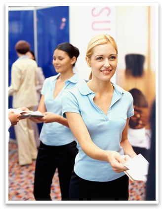 Temporary Convention Staffing
