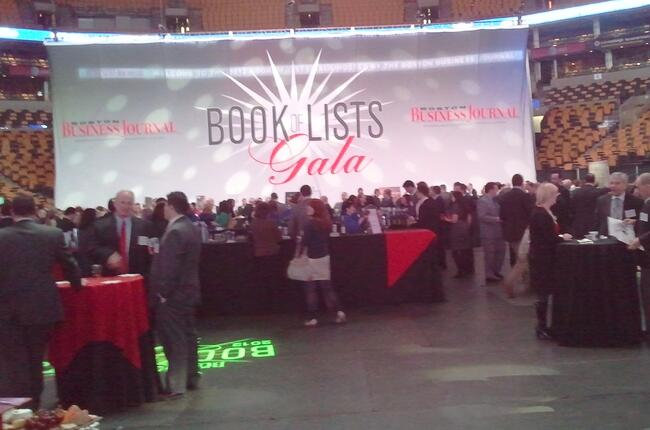 Book of Lists Gala 2012