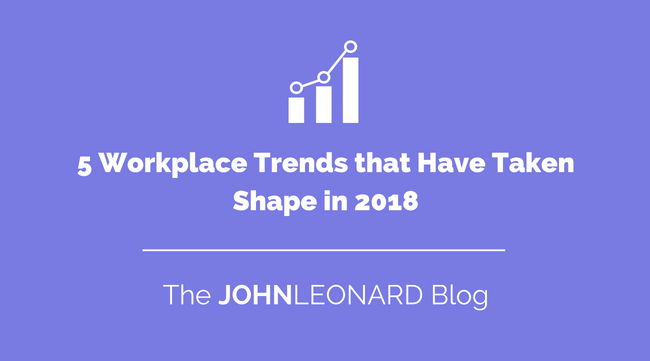 2018 Workplace Trends