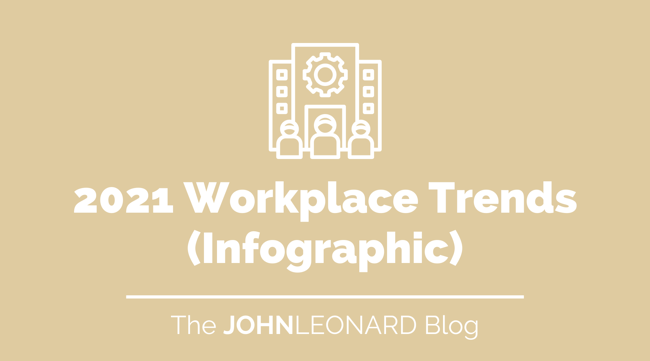 2021 Workplace Trends (Infographic)