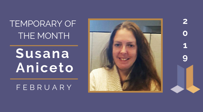 3-7 Temp of the Month - FEB