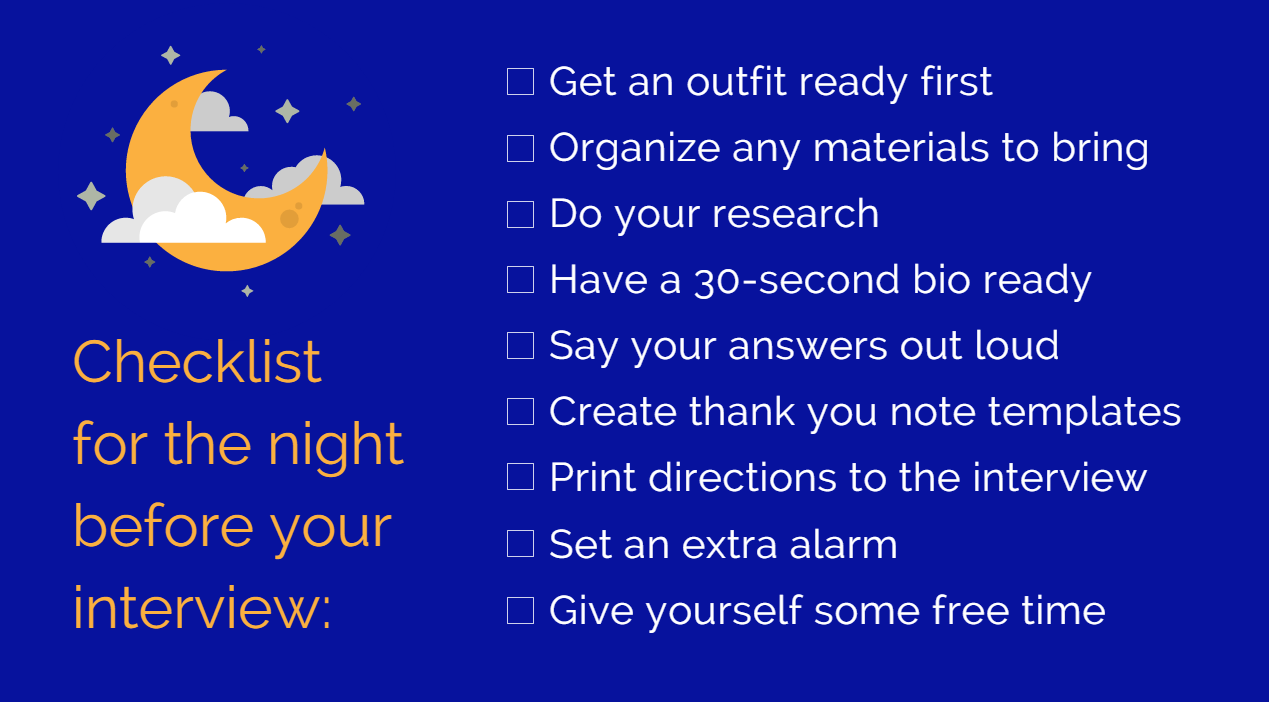 Checklist for Night Before Interview.png