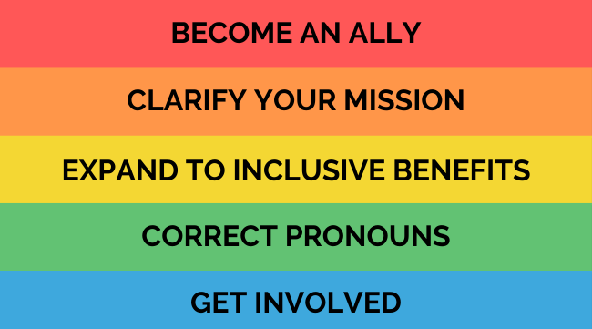 How Your Company Can Show PRIDE-1