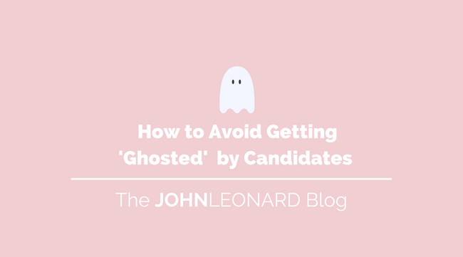 How to Avoid Being Ghosted by Employees