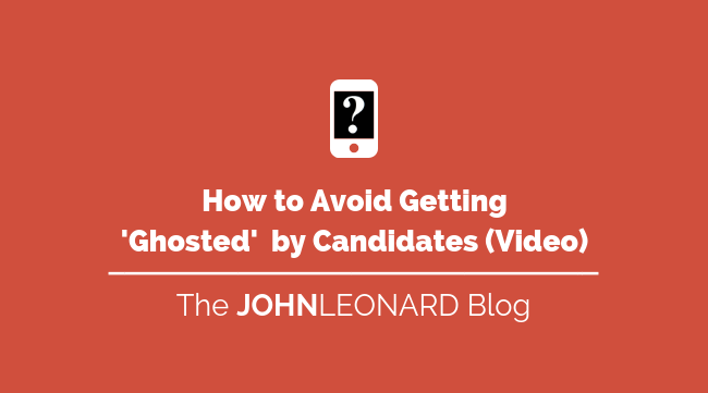 How to Avoid Getting Ghosted (Video)
