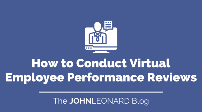 How to Conduct Virtual Employee Performance Reviews