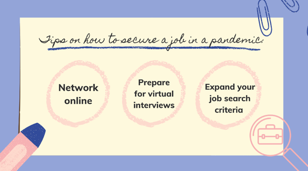 How to Secure a Job during a Pandemic (1)