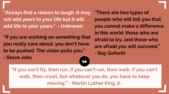 Inspirational Quotes to Get You Through the Day copy