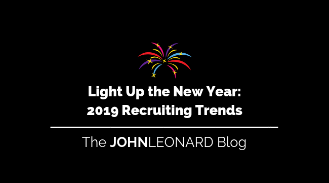 Light Up the New Year - 2019 Recruiting Trends