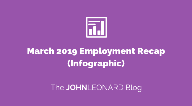 March Employment Recap