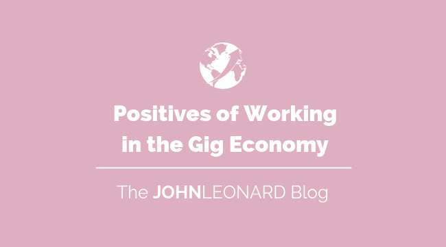 Positives of Working in the Gig Economy (1)