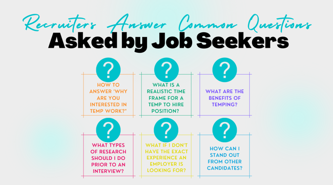Recruiters Answer Common Questions Asked By Job Seekers (1)