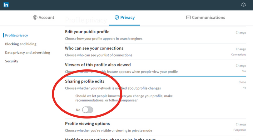Spring Cleaning LinkedIn Privacy Settings.png