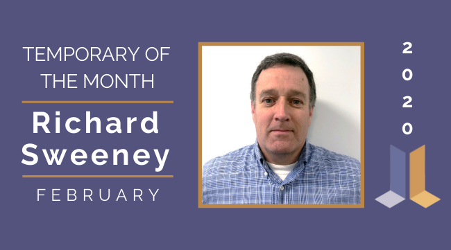 Temp of the Month- February 2020