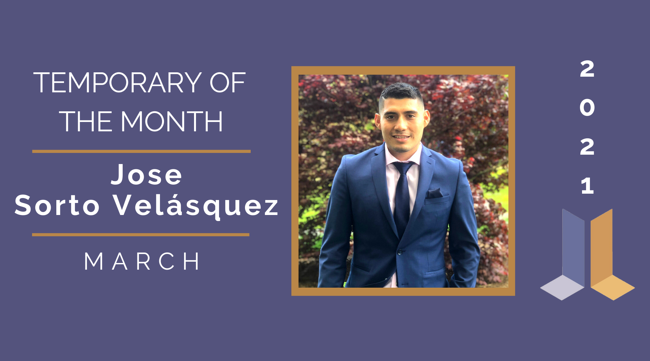 Temp of the Month- March 2021