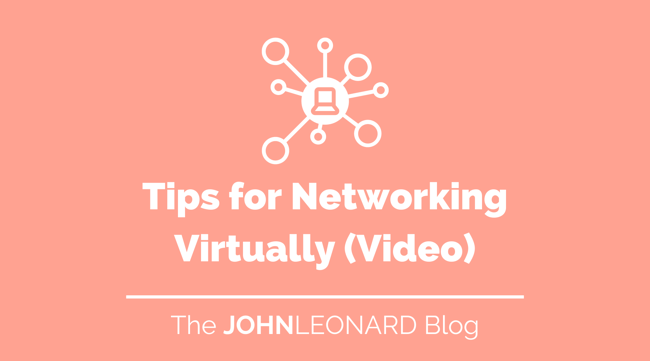 Tips for Networking Virtually (Video)-1