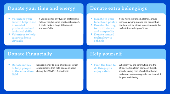 Tips to Help Your Community During COVID-19 copy