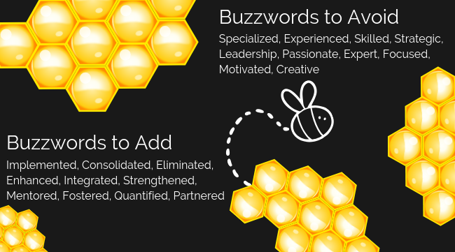 What's The Buzz_ Buzzwords to Avoid and Add on Your Resume (1)