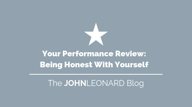 Your Performance Review_ Being Honest with Yourself