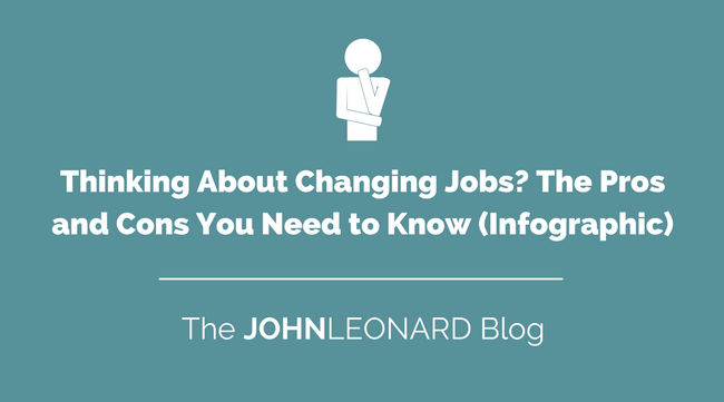 2thinking of changing jobs infographic header