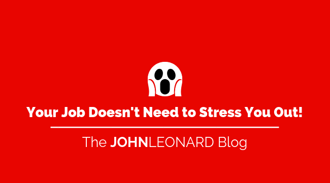 What stresses you out
